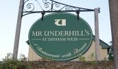 Mr Underhills in Ludlow