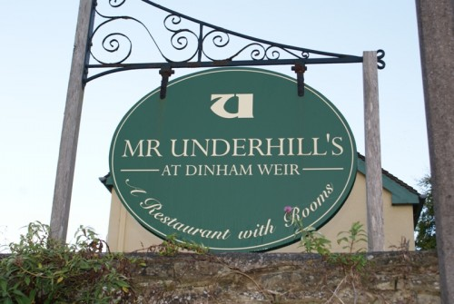 Mr Underhills in Ludlow