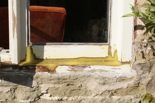 Window Repair and Painting